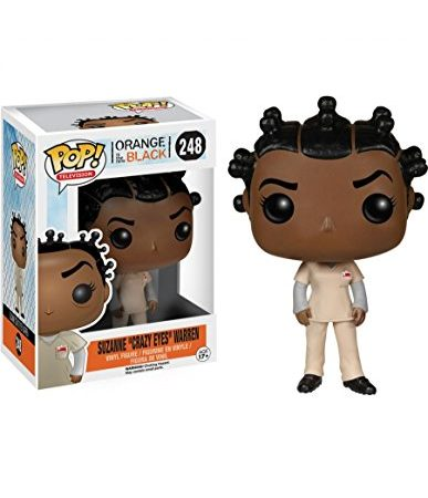 Orange Is The New Black Funko Pop di Crazy Eyes
