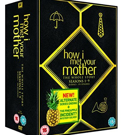 How I Met Your Mother DVD Stagioni 1-9 (5 Dvd)