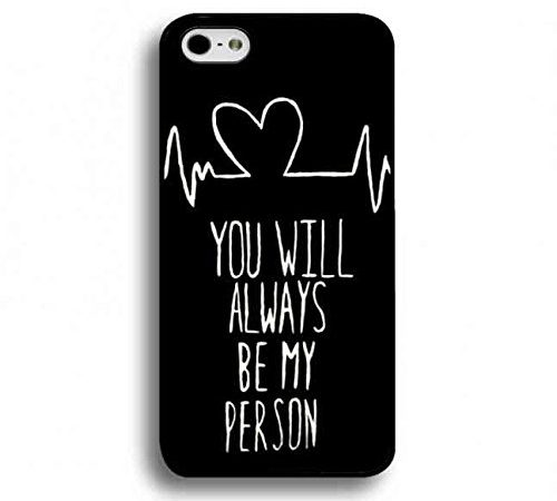 Grey's Anatomy Cover Custodia cellulare per Apple iPhone 6/6S
