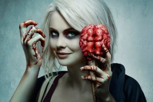 Serie tv come iZOMBIE © The CW