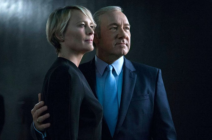 House of Cards 5 quando va in onda