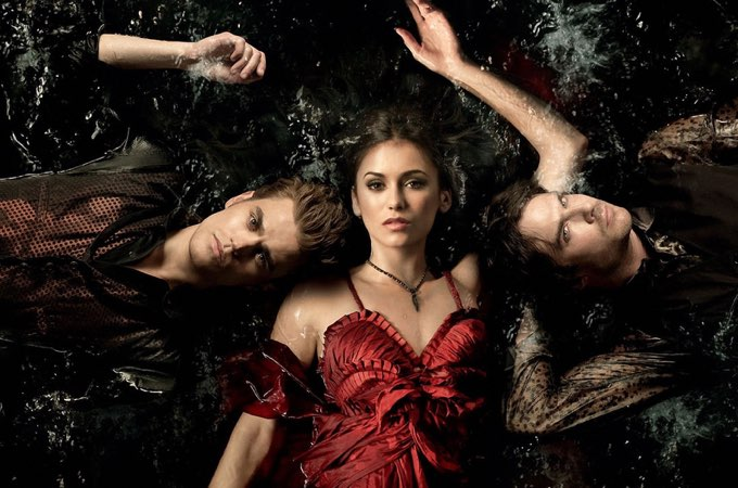 The Vampire Diaries © The CW