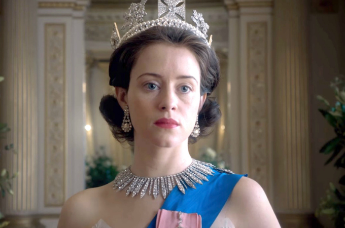 The Crown ©Netflix