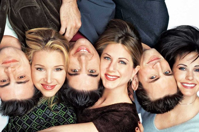 Serie tv tipo FRIENDS da vedere